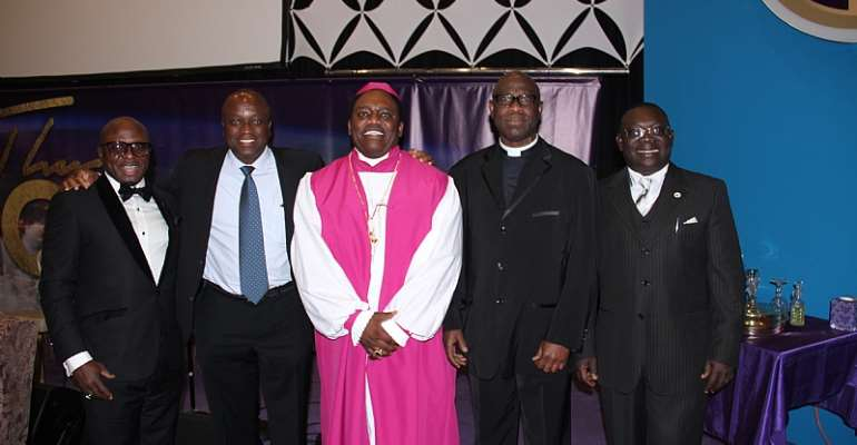 Renowned Ghanaian Evangelist Consecrated As Bishop