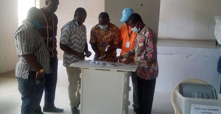 Another Attempt To Elect Presiding Member For Agona West Fails