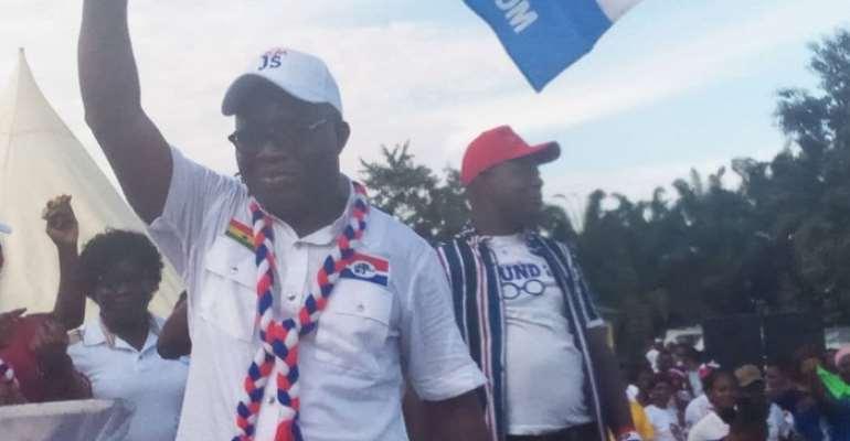 John Kobina Abuah Sanie