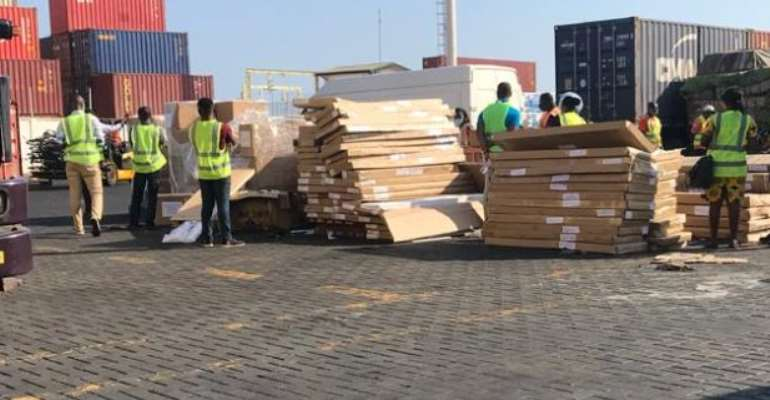 CyberGhana Receives Equipment For Ultra-Modern Cyber Security Labs