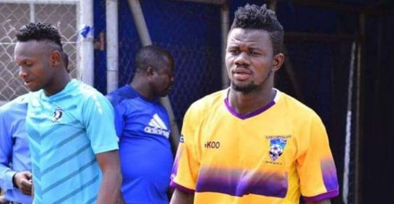 I Want To Play For The Black Stars Before I Retire – Kwasi Donsu