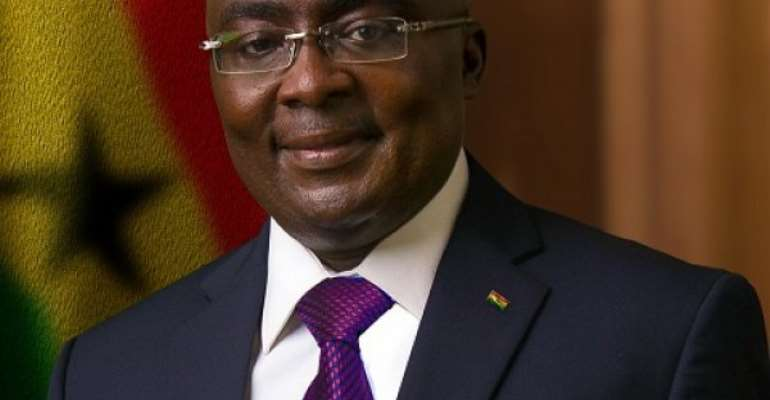 Election 2020: Bawumia's Profile
