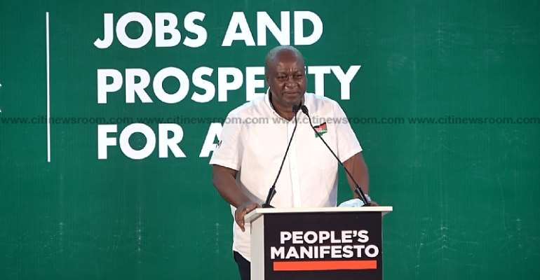 The People's Manifesto: Pushing The Frontiers For Youth-Driven Governance Towards A New Ghana