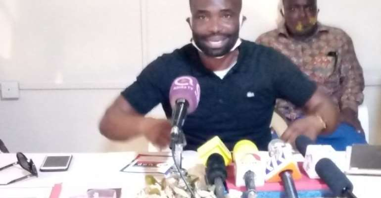 GHC100,000 Filing Fee For Presidential Candidates Outrageous, Undemocratic---UPP Chairman