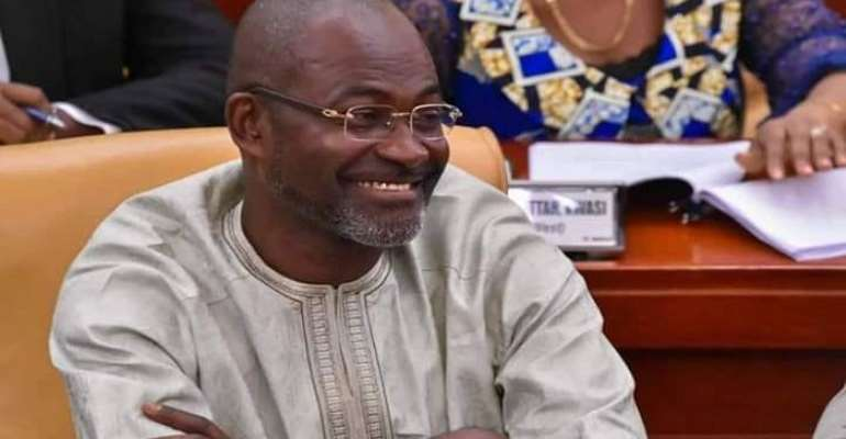 I'll consider it if Ghanaians want me to lead — Ken Agyapong opens up on presidential ambition