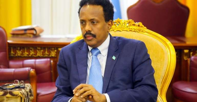 Breaking News: Somali president suspends prime minister's executive powers in escalating row