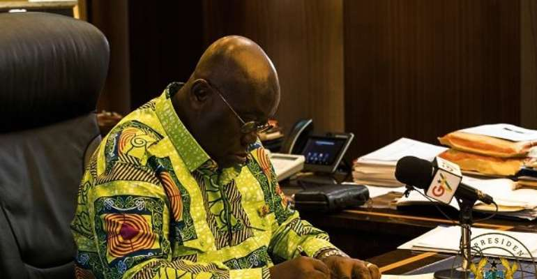 Akufo-Addo finalises list of new MMDCEs; official announcement coming