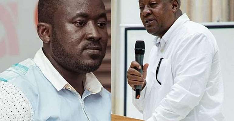 How long can you thrive on tribal politics? — IB asks Mahama