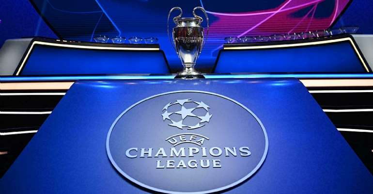 Full results of Champions League Round 1 games