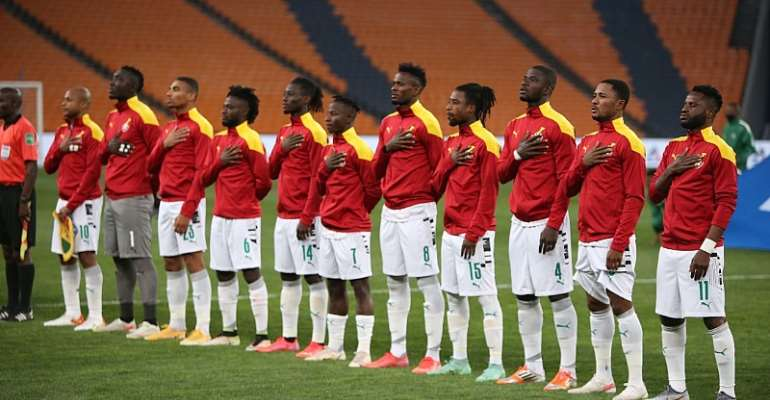 Ghana drops one place in latest FIFA Rankings