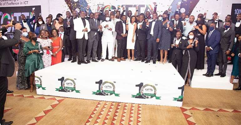 11th Ghana Information Technology & Telecom Awards 2021 nominations opened