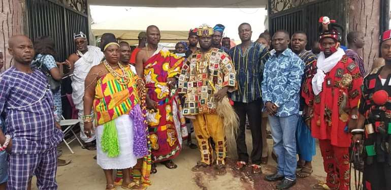 Ancient Aboriginal Council, Anamase Kingdom and Royal Council of Ga State call for oneness
