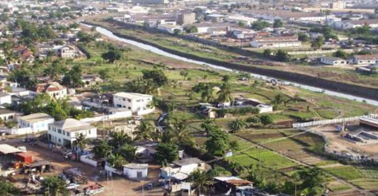 Accra - a City Or a Slum