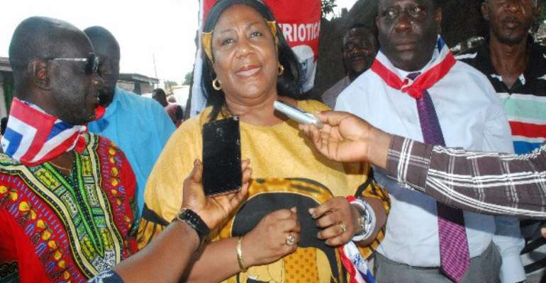 1 District-1 Factory would save Ghanaians - Mrs Akufo-Addo