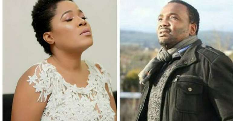 I'm not Dating Toyin Aimakhu…Yomi Fabiyi Clears Air