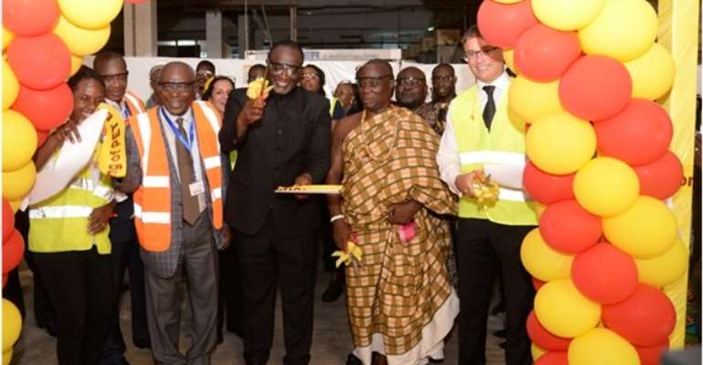 Guinness Ghana Lauded For New GH¢51.6m Production Plant
