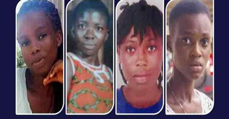 We Won't Answer Akufo-Addo Phone Call — Family Of Missing Girls