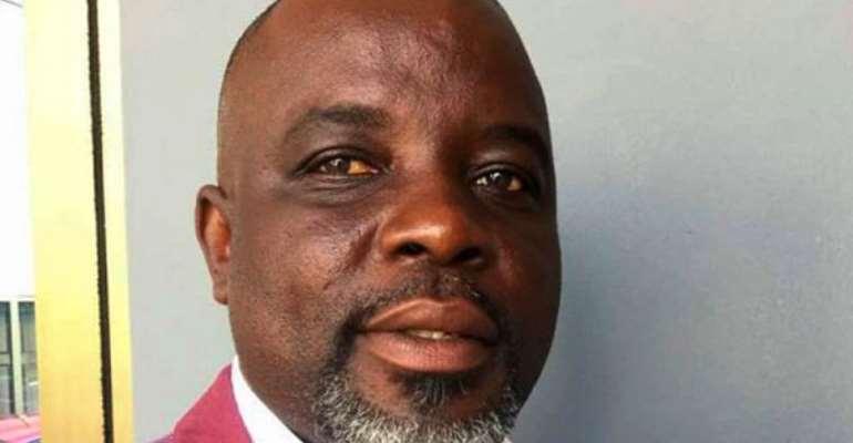 GFA Elections: Osei Kweku Palmer Picks Nomination Form [PHOTOS]