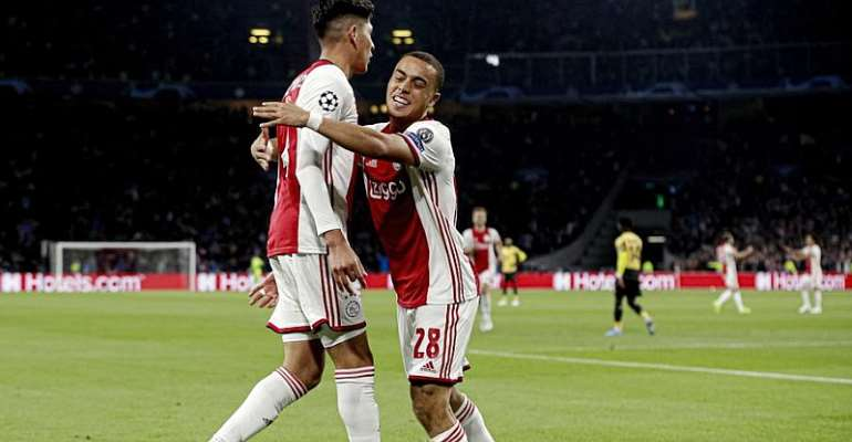 UCL: Ajax Produce Powerful Reminder Of Their Promise