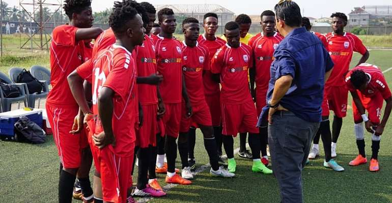 Inter Allies Hailed For Their Professionalism