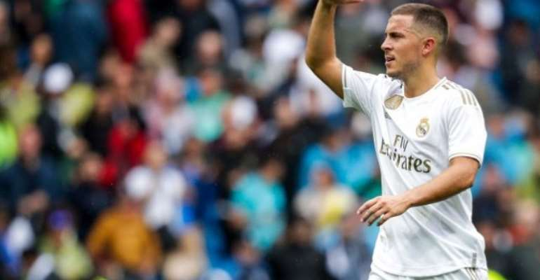 Real Madrid Fans Care More Than Chelsea - Hazard