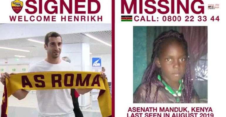 AS Roma Tweet Reunites Missing Boy With Family
