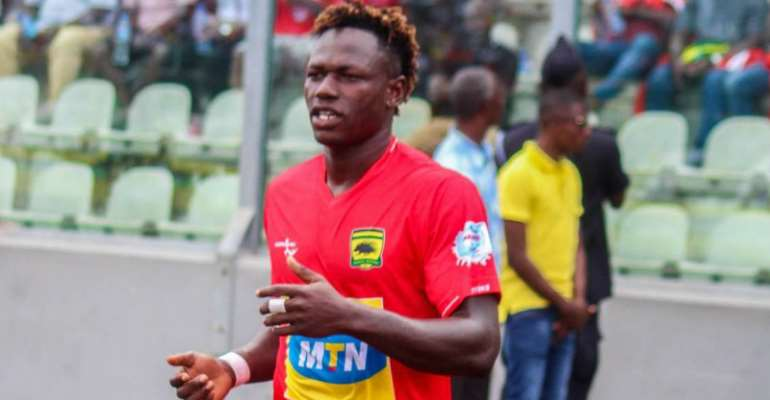 Expect More Goals From Me - Richard Arthur To Kotoko Fans