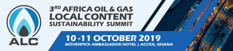 Ghana Hosts 3rd Annual Africa Oil & Gas Local Content Sustainability Conference