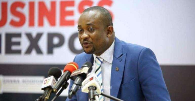 Deputy Minister for Information, Pius Enam Hadzide