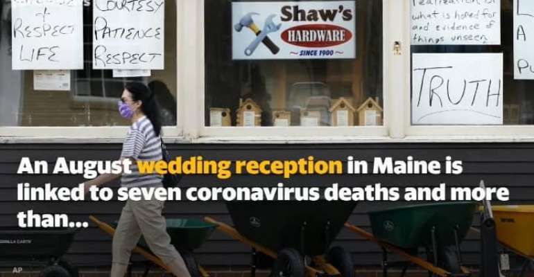 Seven Die, 176 Infected After Covid-19 Outbreak At Wedding Reception