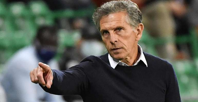 Puel joins 600 club as Marseille and Saint-Etienne put records on the line