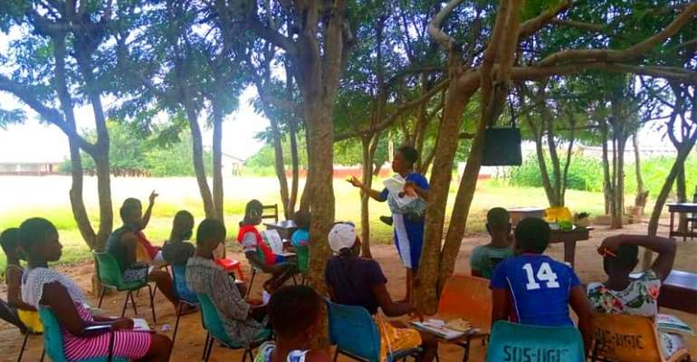 The Youth Empowerment Project; Raising Responsible Adolescents In Ghana