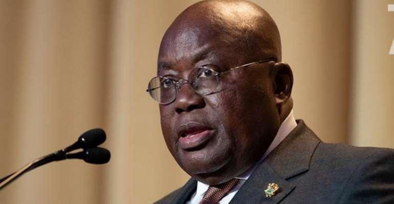 President of the Republic of Ghana, H.E Nana Addo Dankwa Akufo-Addo