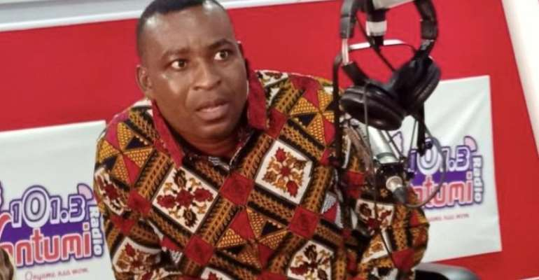 Abusive Language On Radio: Chairman Wontumi Tops In August