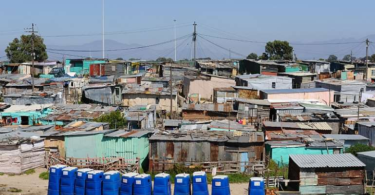 Many women in South Africa still don't have access to safe toilets. - Source: Frédéric Soltan/Corbis via Getty Images
