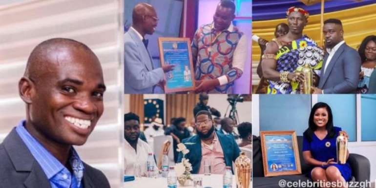 Sarkodie, UG VC, 'Feeding Bottle Plaques', And Modern Award Scam