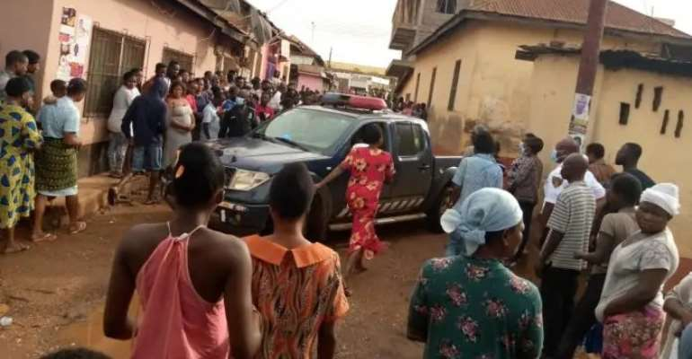 Sunyani: Sex workers beat man to death for refusing to pay after 'enjoyment'