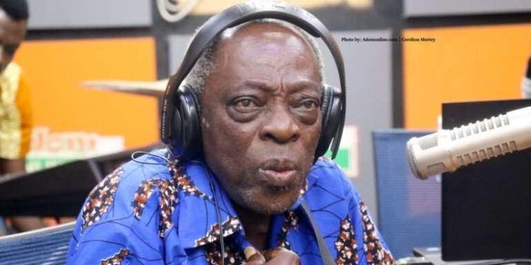 Veteran Ghanaian actor Kohwe dead
