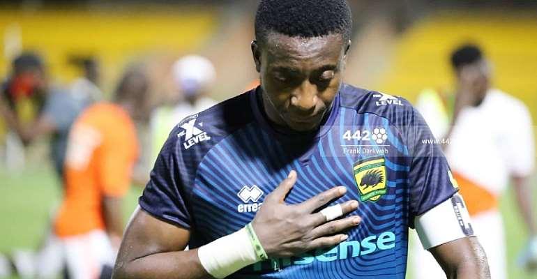 No hard feelings after leaving Asante Kotoko - Felix Annan