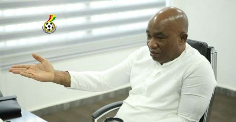 Committee settles on new Black Stars coach; submits report to Executive Council
