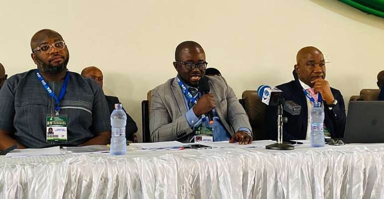 GFA Executive Council sets date for 27th Ordinary Congress ahead of new season