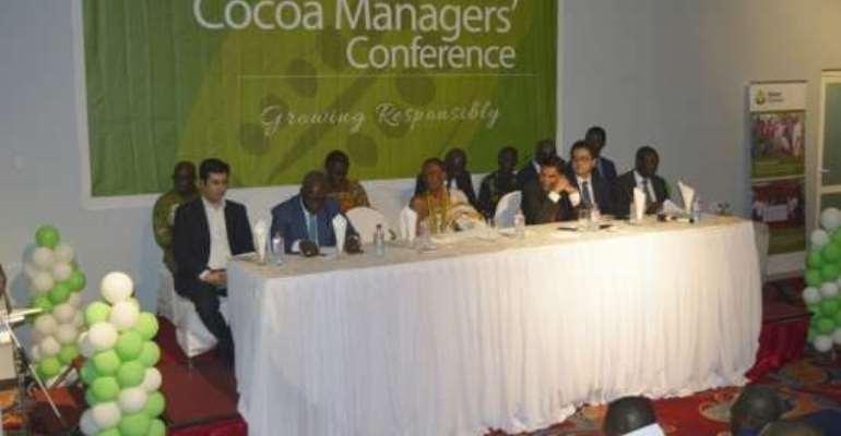 Olam Ghana gets kudos for value addition