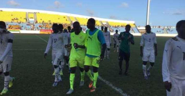 African U-17 Championship Qualifiers: Ghana beat Ivory Coast 3-1