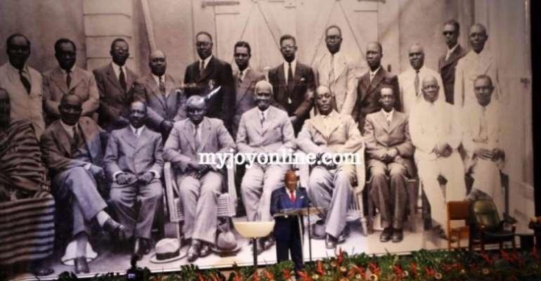 'Akufo-Addo Making UGCC Founders Too Important'