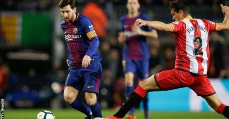 Fifa President Gianni Infantino Critical Of La Liga Game In The US