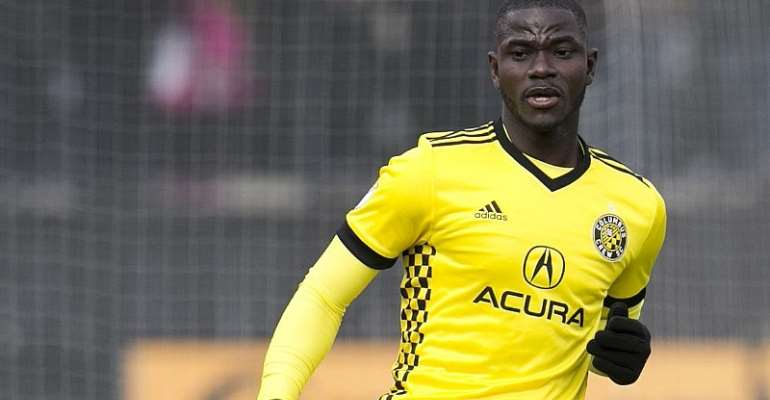 Jonathan Mensah Confident Of Columbus Crew Play-off Chances