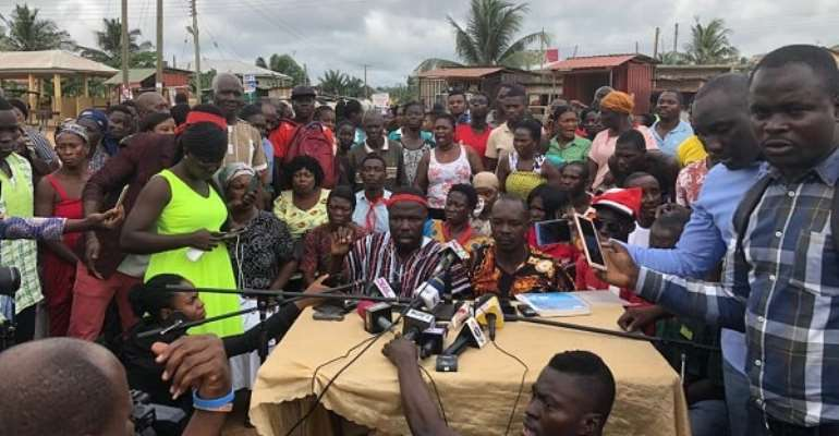 We Can't Trust Police DNA Test—Families Of Missing Takoradi Girls