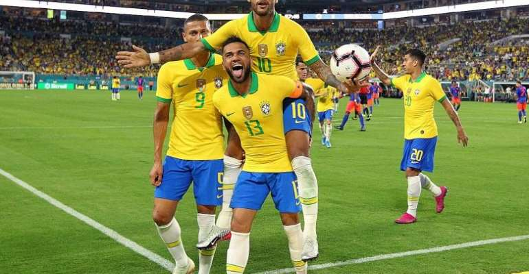 Brazil Confirm Friendlies With Nigeria And Senegal