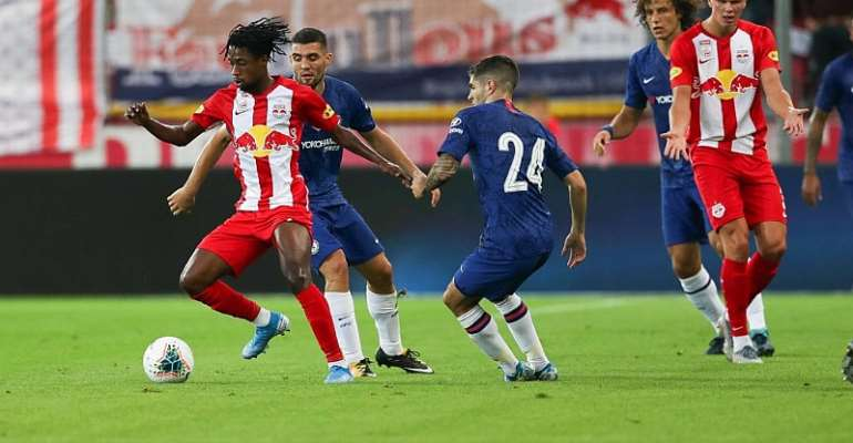 Playing Against Chelsea And Real Madrid Is A Dream Come True - Majeed Ashimeru