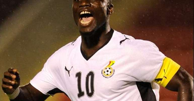 'Build Astroturf Pitches In Your Constituencies' - Stephen Appiah Implores Ministers
